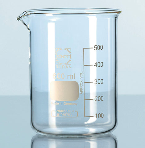 Duran® Beaker, low form