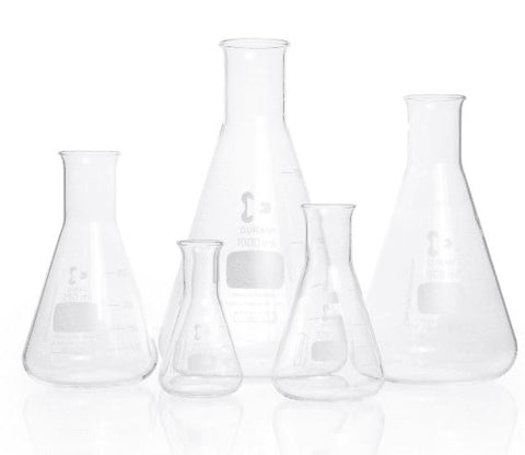 Duran® Erlenmeyer Flask, Narrow Neck