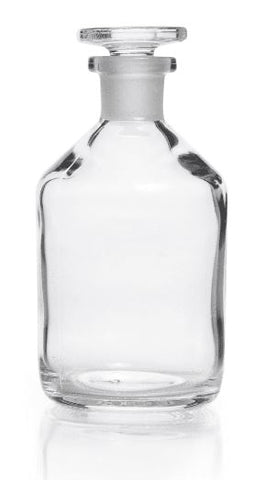Reagent Bottle Narrow Neck from Soda-lime glass neck with standard ground joint