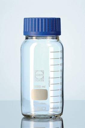 Duran® GLS 80® laboratory bottle wide neck with GLS 80® thread