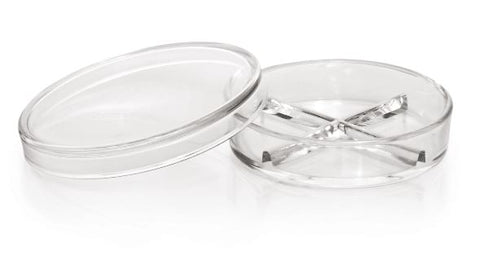 Duran® Petri Dish pressed (sectioned)