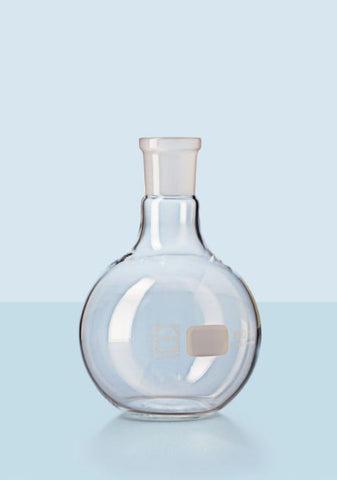 DURAN® Flat Bottom Flask with standard ground joint