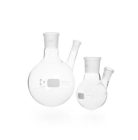 DURAN® Twin-Neck Round Bottom Flask