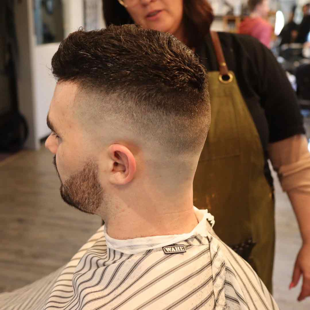 looking for a mens babershop in dunedin, bloke barbers will give you a great haircut at their hair salon in dunedin cbd