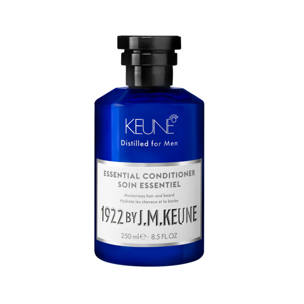 1922 By J.M. Keune Essential Conditioner for All Hair Types-Moisturizes and strengthening conditioner-Detangles hair conditioner-Reduces breakage conditioner for men-good conditioner for men's hair- best conditioner for men
