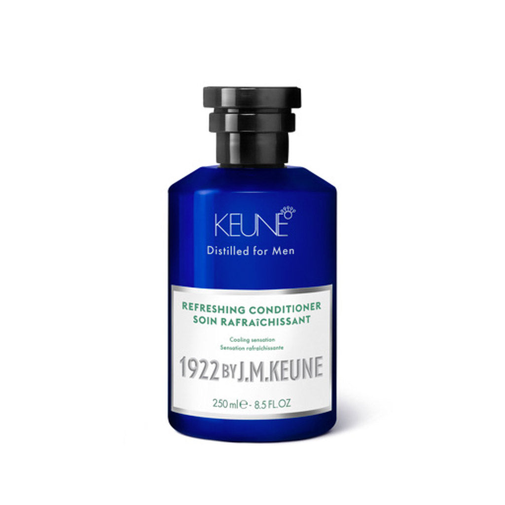 1922 By J.M. Keune Refreshing Conditioner for All Hair Types- Nourishes hair conditioner - Reduces breakage conditioner- best conditioner for men-good conditioner for men's hair- how to use conditioner men