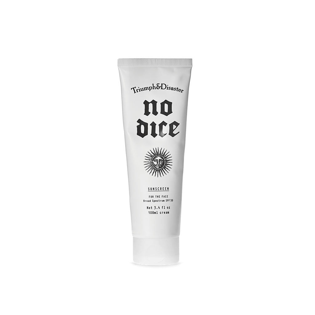 No Dice Sunscreen - with spf 50 - non whitening sunscreen for men - the best sunscreen for men-gifts for men nz