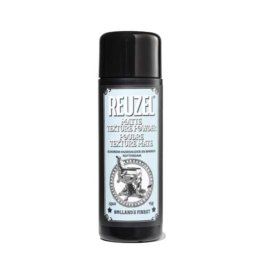Reuzel Mens Matte Texture Powder for the Hair - Hair styling products for men - gifts for boyfriend - present ideas for him