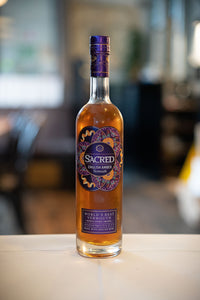 Sacred English Amber Vermouth