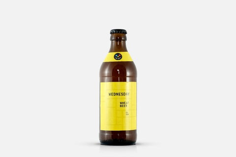 And Union Wednesday Hefeweizen 5,0% vol. 0,33l