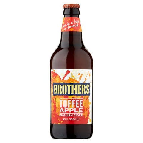 Brothers Toffee Apple Cider 4,0% vol. 0,5l