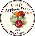 Lilley's Apples & Pears Cider - 5,2% vol. 0,5l