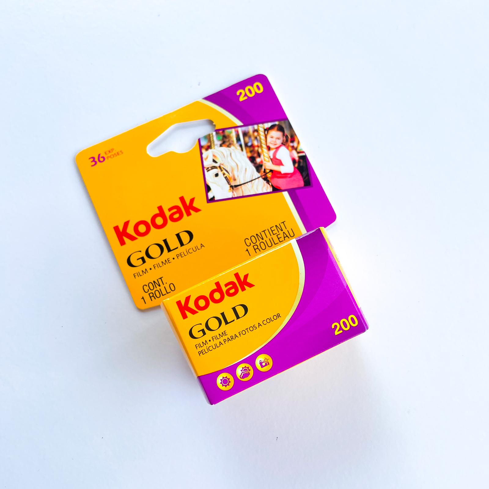 Kodak Gold 200 Film