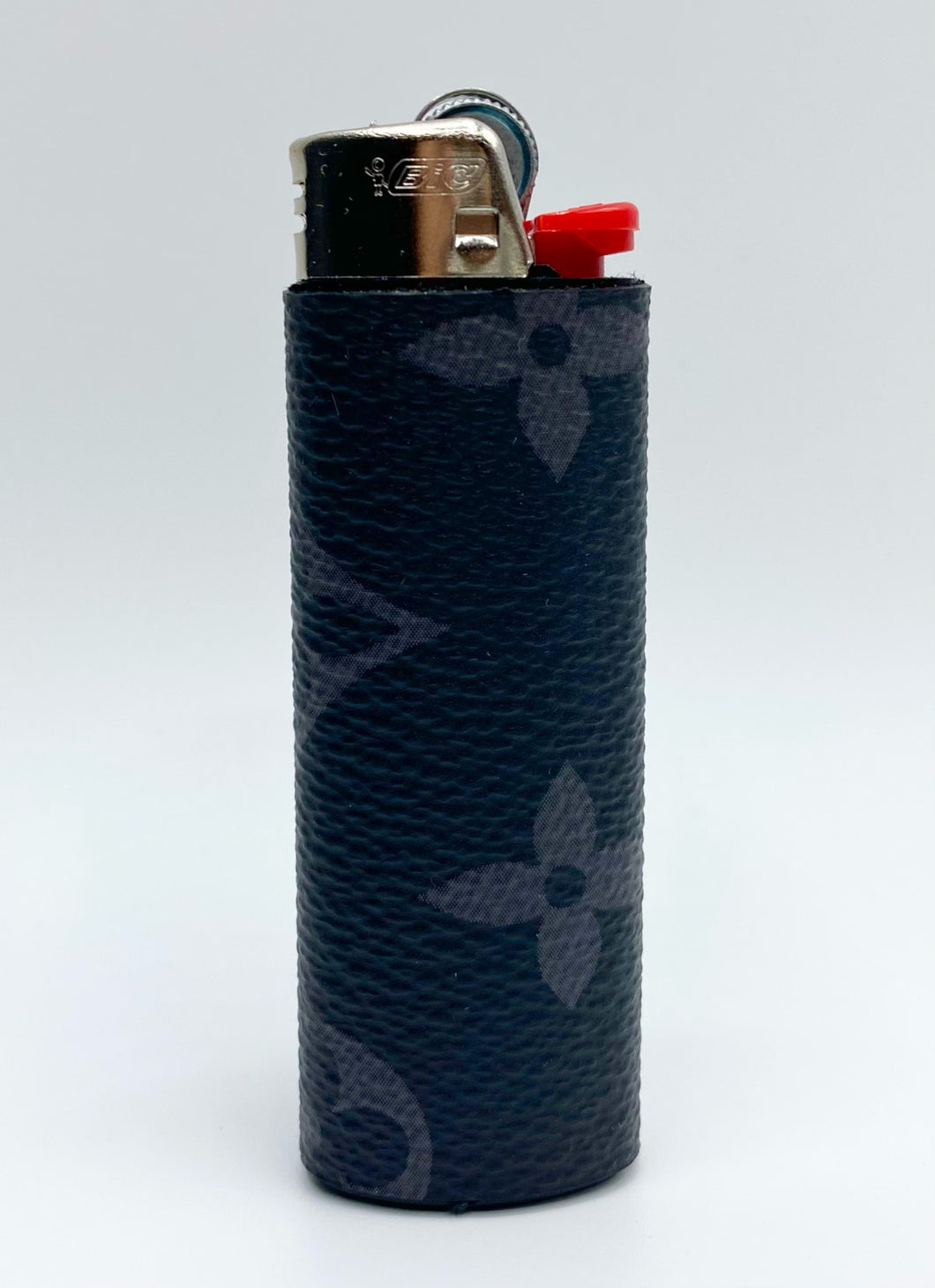 Black Monogram Lighter