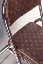 Load image into Gallery viewer, Monogram Folding Chair