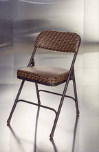 Load image into Gallery viewer, Monogram FF Zucca Folding Chair