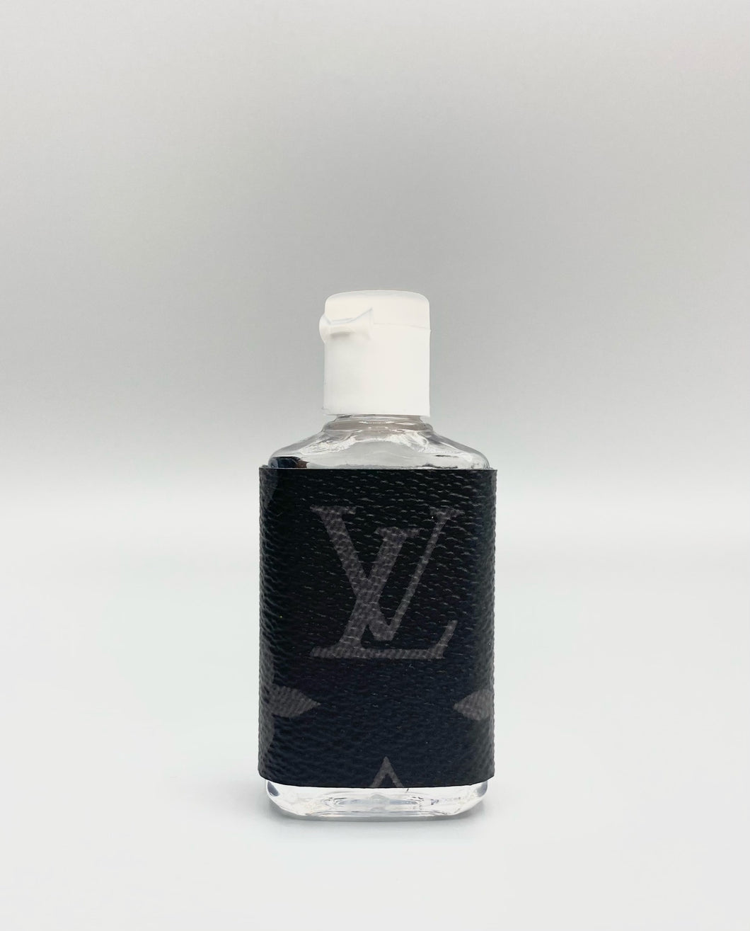 Black Monogram Sanitizer