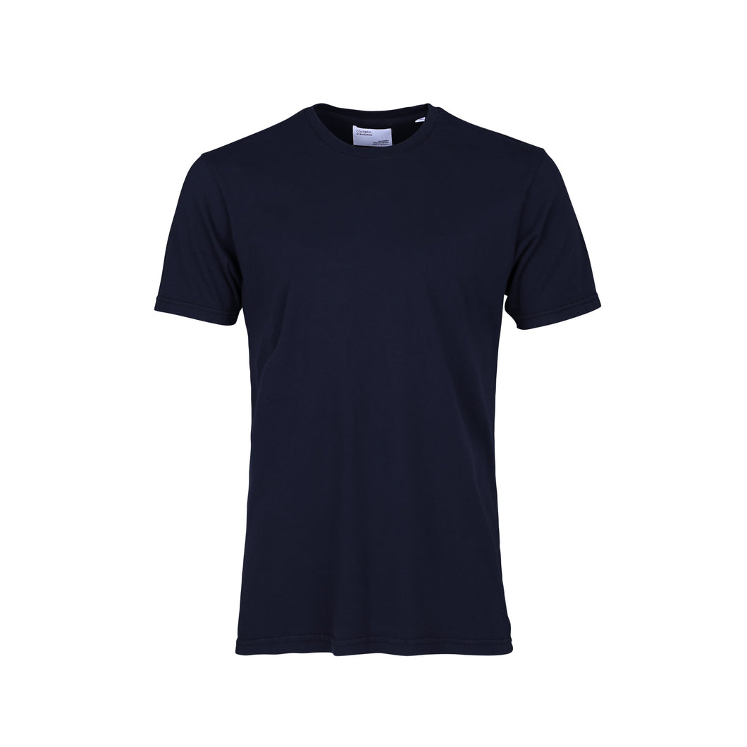 COLORFUL STANDARD TEE NAVY