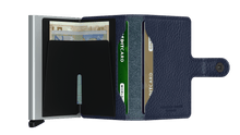 Load image into Gallery viewer, SECRID MINIWALLET VEG ESPRESSO NAVY