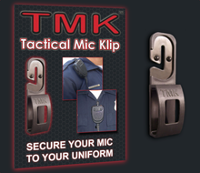 Load image into Gallery viewer, TMK - Tactical Mic Klip