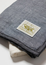 Small Woven Cotton Gauze Blanket