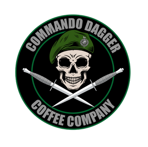 commando dagger coffee
