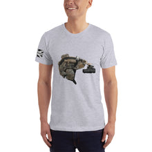 Load image into Gallery viewer, Commando Helmet T-Shirt