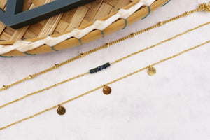 JOOS conceptstore | Label Necklace Gold | Label KiKi