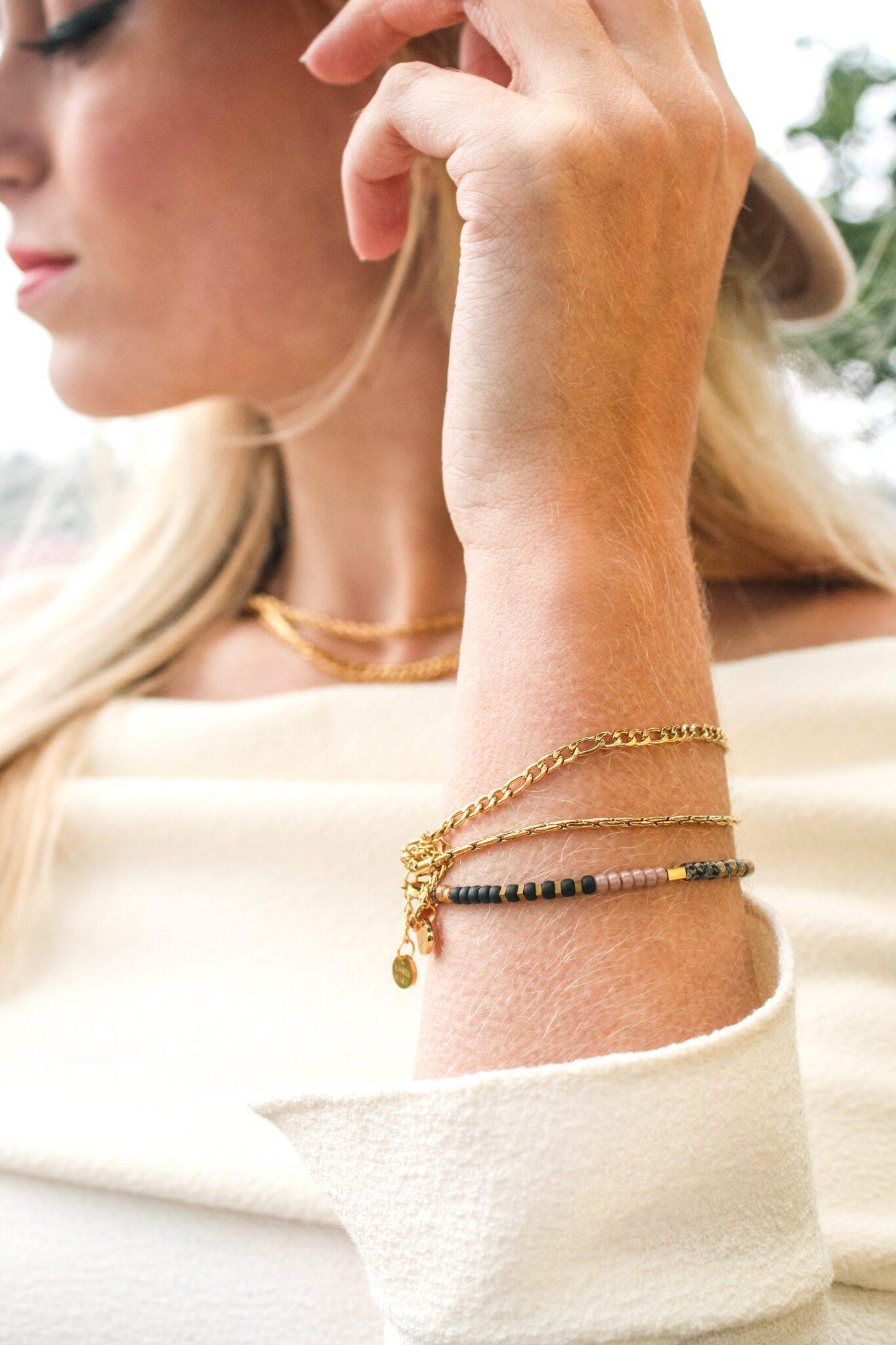 JOOS conceptstore | Perfect bracelet gold | Label KiKi