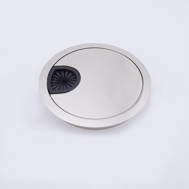 Zinc Alloy Desk Hole Cover