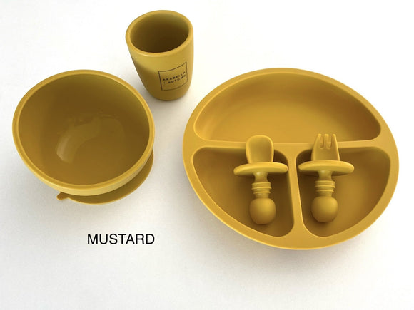 Silicone Dinnerware Set