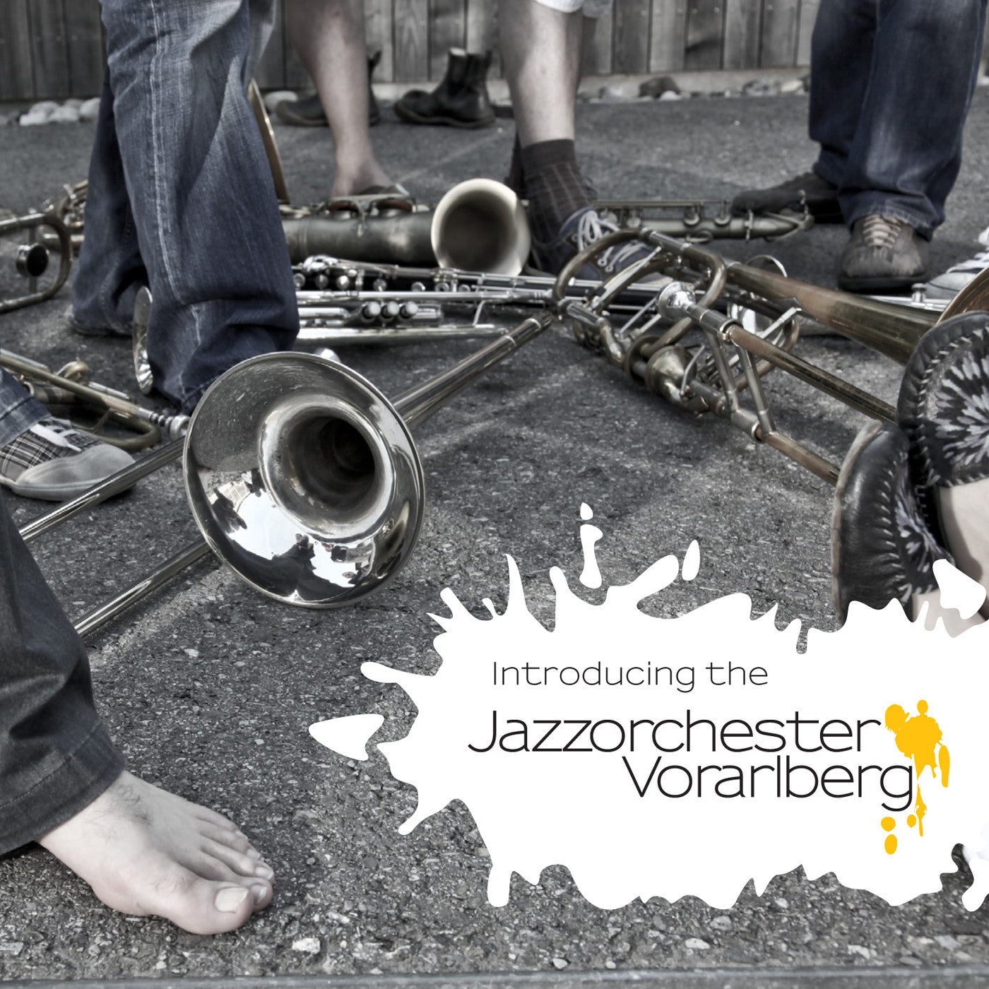 Introducing the Jazzorchester Vorarlberg (SWR26)