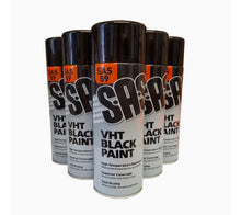 Load image into Gallery viewer, VHT High Temp BBQ Stove Paint - 500ml Spray Cans