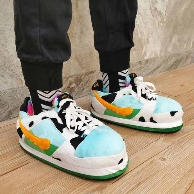 Chausson sneakers Ben & Jerry's