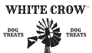 White Crow Dog Treats