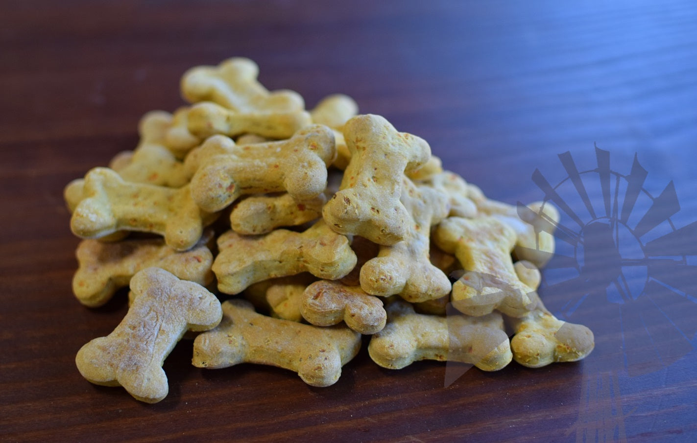 Banana Carrot Dog Treats (GF)