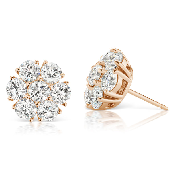 Posey Diamond Earrings, extra-large