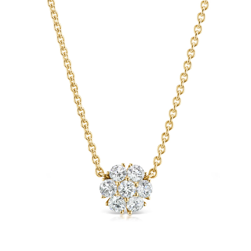 Posey Diamond Necklace, small