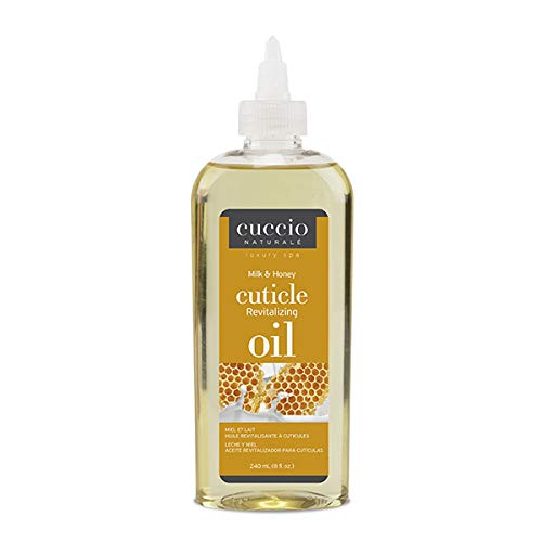 Cuccio Naturale Revitalizing  Cuticle Oil Milk & Honey  8 oz.