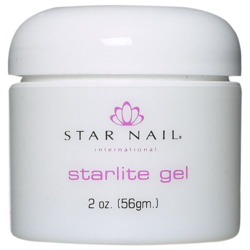 Star Nail StarLite UV Gel  Clear 2 oz