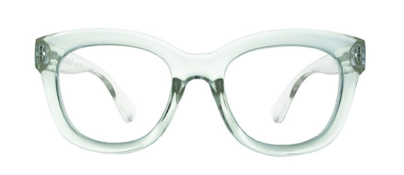 Encore Transparent Reading Glasses