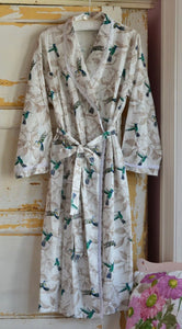 Tabatha Hummingbird Dressing Gown