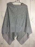 Load image into Gallery viewer, Chiffon Edged Ponchos
