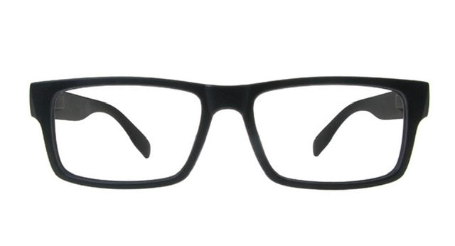 Logan Matt Black Reading Glasses