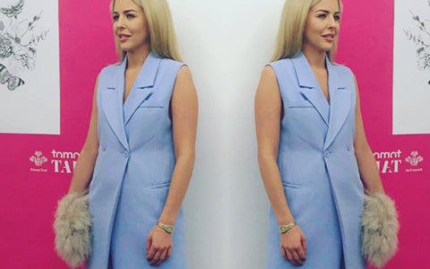 Lydia Bright Wears AngelEye