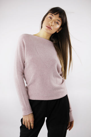 Pippa Cut out back Detail Jumper