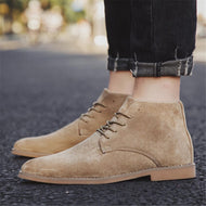 Autumn Winter New Style Plus Size Casual Men's Boots