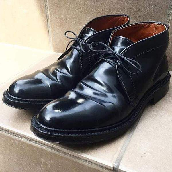 Fashion Casual Business Men's Leather Shoes