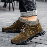 Men's Casual Shoes with Socks