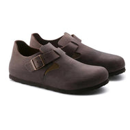 Flat Square Toe Casual Men's Shoes